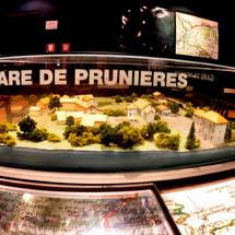 La gare de Prunières