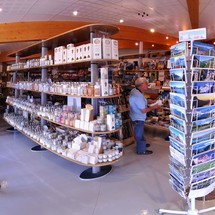 Boutique et Librairie du Muséoscope
